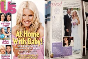 Julie Benz & Rich Orosco's Wedding Featured in US Weekly
