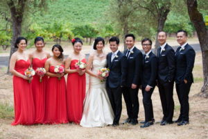 This One Tip Will Instantly Transform Your Bridal Party Photos