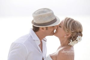 One Foot Island, Aitutaki, Cook Islands Wedding: Matt & Nichole