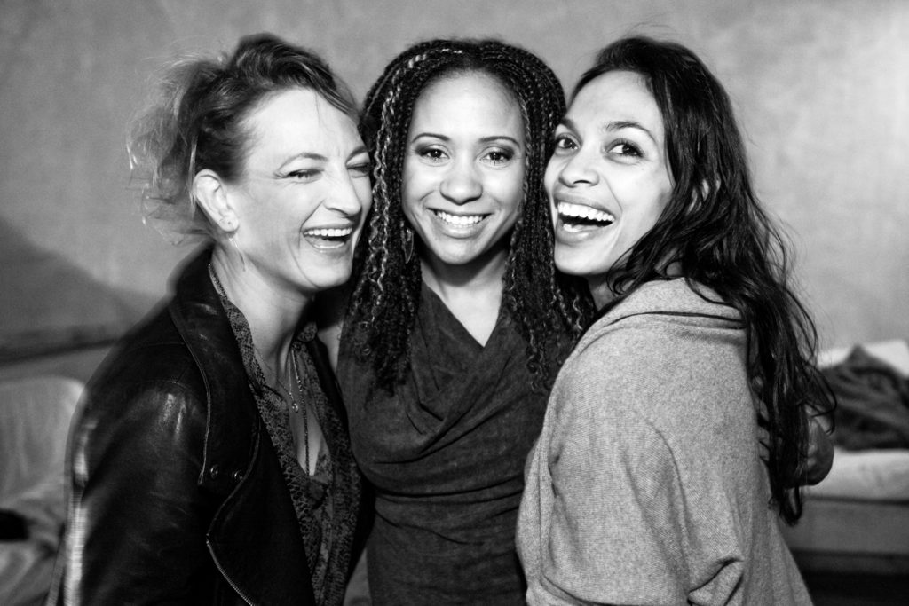 Zoe Bell, Tracie Thoms, & Rosario Dawnson - Christine Chang Photoraphy. www.christinechangphoto.com