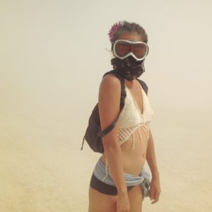 My First Experience At Burning Man