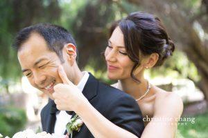 Ojai Valley Inn Wedding Photos: Catherine Kresge & Peter Kang