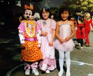 When I Learned to Speak Up, A Story Of My First Halloween
