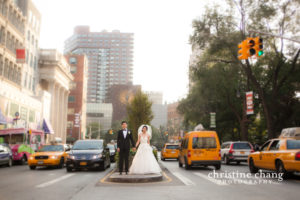 Sophisticated & Stylish in NYC: Eddie & Jenna's W Hotel Wedding