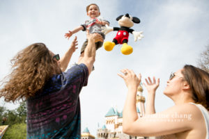 Capturing Happy Moments at the Happiest Place on Earth: Mason's Disneyland Birthday
