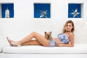 Audrina Patridge Slays In This Lifestyle Shoot For NBC's 1st Look