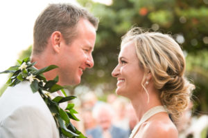 Laidback Vibes at Chris & Jamie's Oahu Destination Wedding