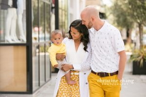Los Angeles Family Shoot: Baby Royal Turns 8 months