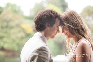 Lake Shrine Pacific Palisades Wedding: Gail & Damian