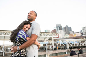 SF City Hall + Embarcadero Engagement Session