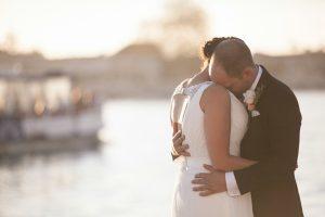 Newport Beach Wedding Cruise: Liz & Tim