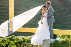 Sunlight, Sophistication, and Smiles Abound at Ariel & Scott's Saddlerock Ranch Wedding