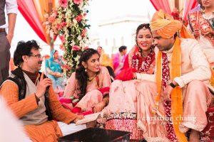 Jodhpur India Destination Wedding: Lavit + Rishika