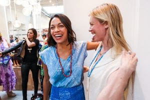 Fashion With Integrity: Rosario Dawson's Studio One Eight Nine Pop-Up Shop