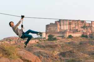 My Best Date Ever: The Time I Soared Through the Skies of India