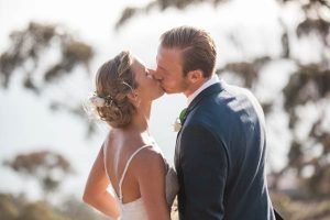 La Jolla Private Residence Wedding: Tara & Eric