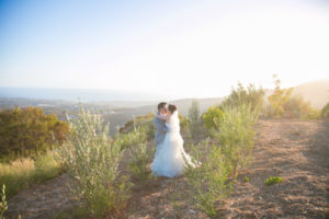 Malibu Rancho del Cielo Wedding: Elain & Kevin