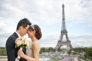A Picture Perfect Parisian Wedding: Vicky & Danny's Dream Day
