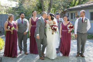Allied Arts Guild Wedding: Nicky & Justin