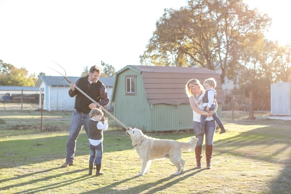 Family Portraits Sonoma County