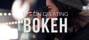 3 Simple Techniques For Creating The Perfect Bokeh In Your Photos