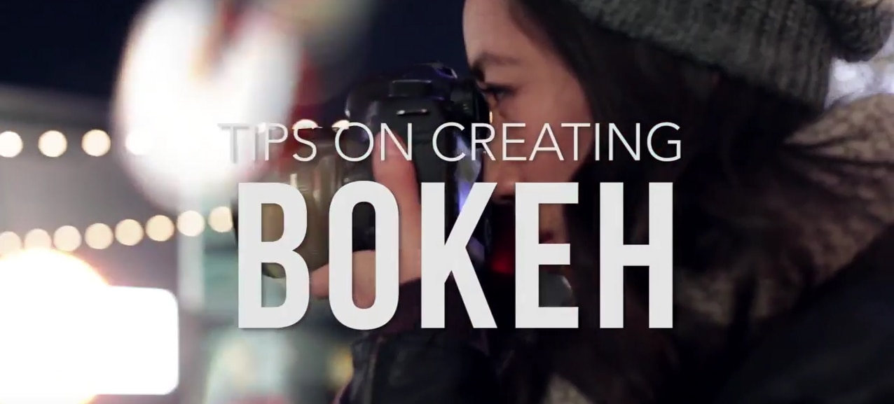 How To Create Awesome Bokeh In Photos