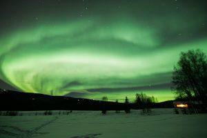Photographing The Aurora Borealis in Fairbanks, Alaska