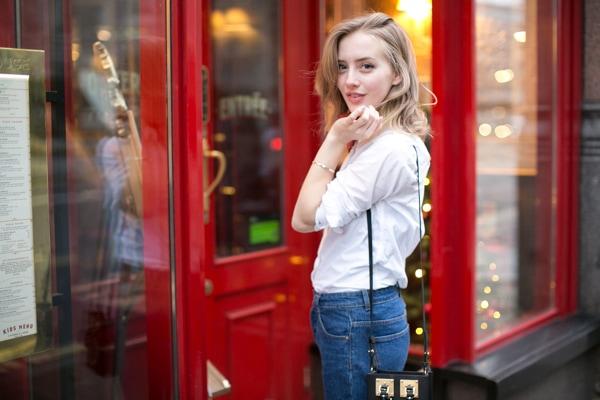 London Blogger: Sarah Mikaela of Framboise Fashion