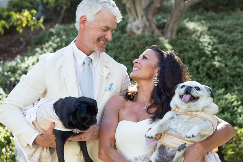 Dina Eastwood and Scott Fisher's Wedding