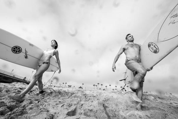 Los Angeles Manhattan Beach Surf Photography