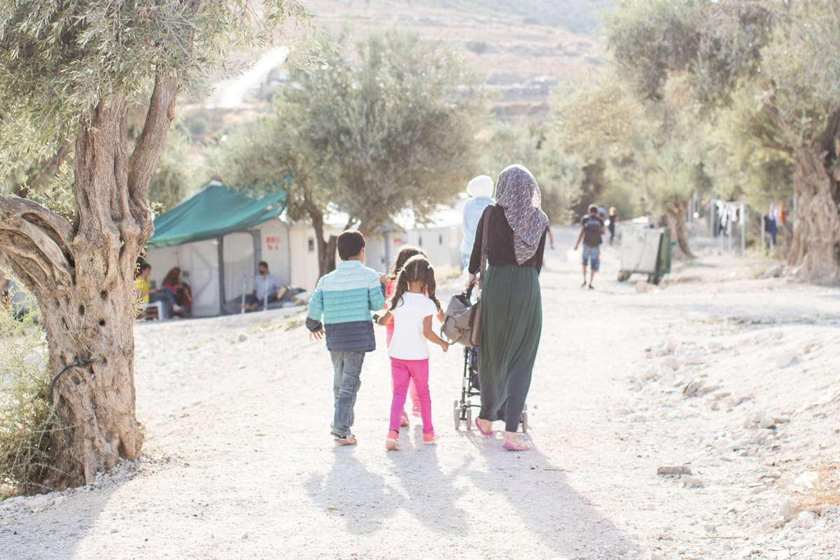 My Experience at a Syrian Refugee Camp