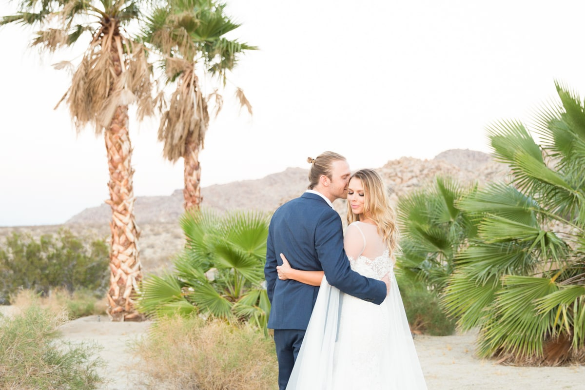 Joshua Tree Bridal Photography Workshop