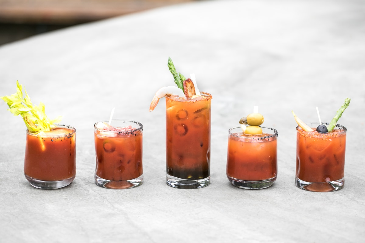 Bloody Mary Party Inspiration
