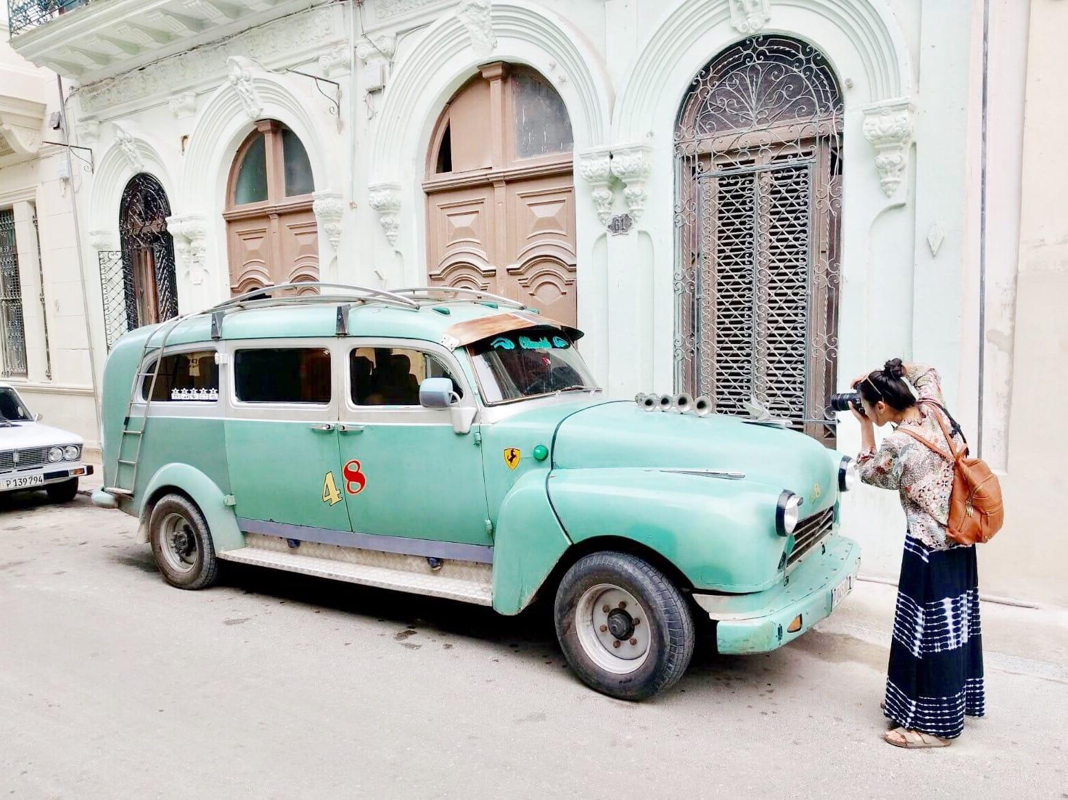 Cuba Travel Photos + Tips