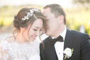 Winery Wedding at Sunstone Vineyards: Christina & Tim