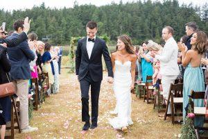 Roche Harbor Wedding, San Juan Island: Derek & Danielle