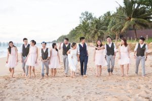 A Playful Wedding in Phuket, Thailand: Coco & Ernest