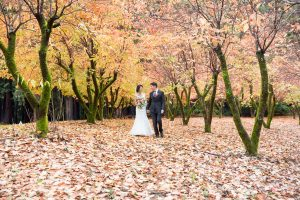 Rain Among the Redwoods: Jenny & Andrew's Gorgeous Nestldown Wedding