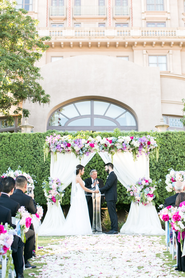 Wedding at The Langham Pasadena: Jennifer & Eli | Christine Chang, LA Wedding, Lifestyle & Celebrity Photographer www.christinechangphoto.com