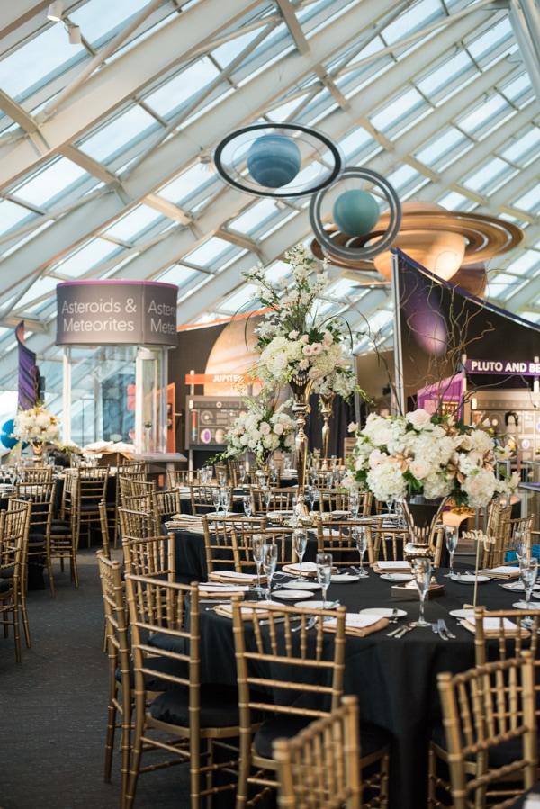Adler Planetarium Wedding.Chicago Wedding At The Adler Planetarium Christine Chang Photography