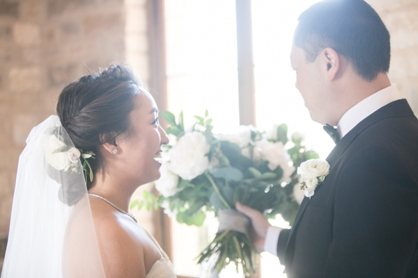 Sunset, Lilac Winery Wedding with Beautiful Vintage Details | Santa Ynez Valley, Santa Barbara California Wedding | Groom's Wedding Party | christinechangphoto.com - LA Based Wedding Photographer