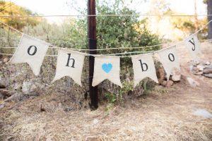 A Boho Babyshower in Topanga, California