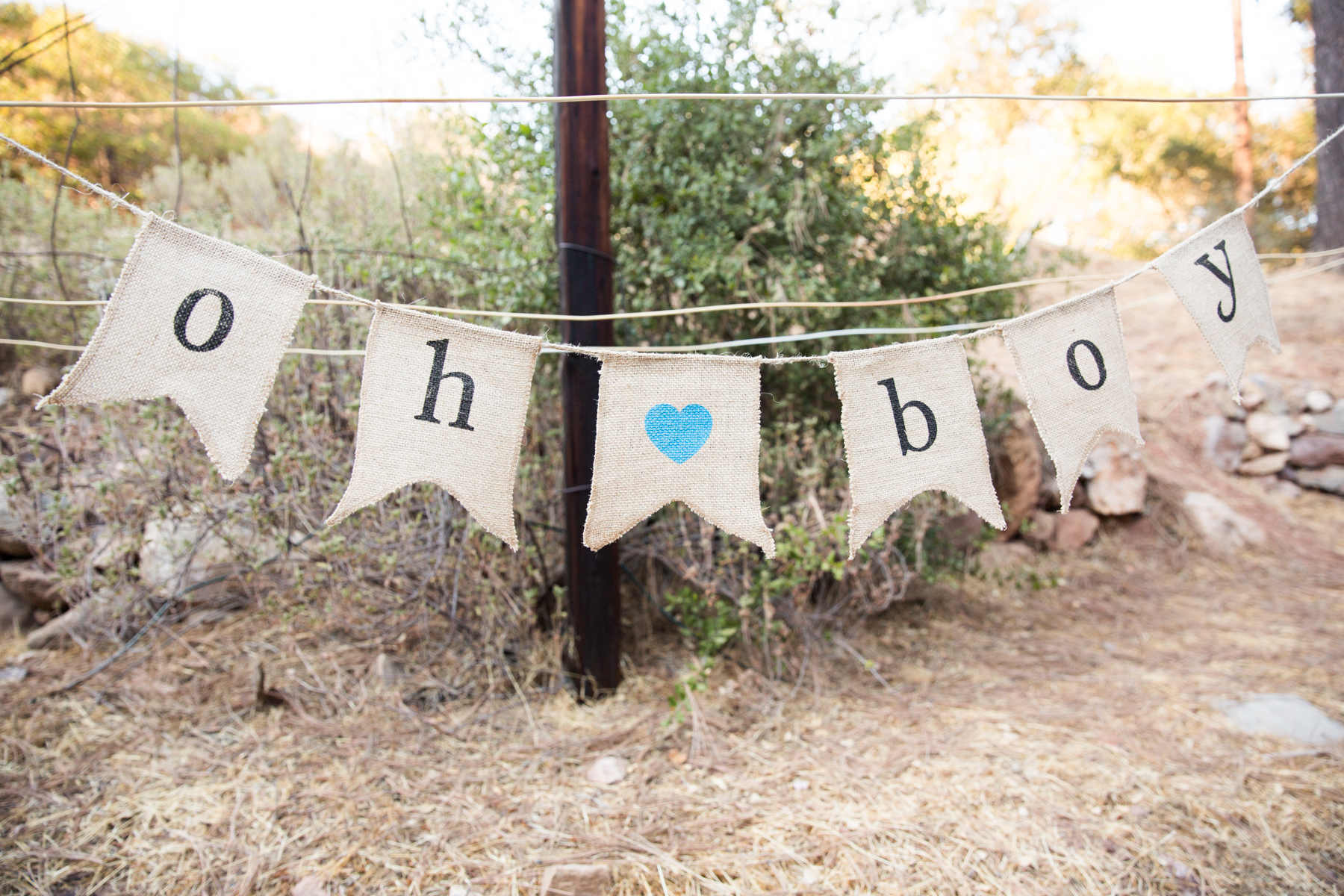 A Boho Babyshower in Topanga, California