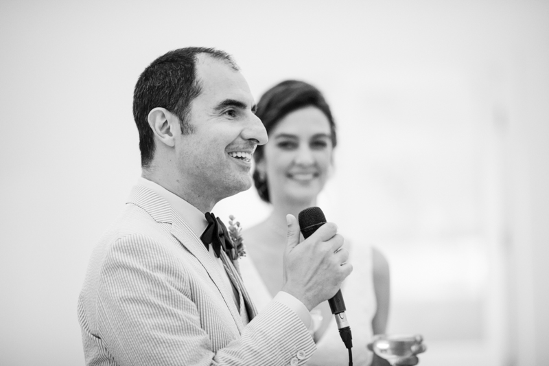 Wedding speech at The Ruby Street - Christine Chang Photography www.christinechangphoto.com
