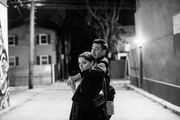 These Night Engagement Photos In Venice Beach Are Different From What You Normally See