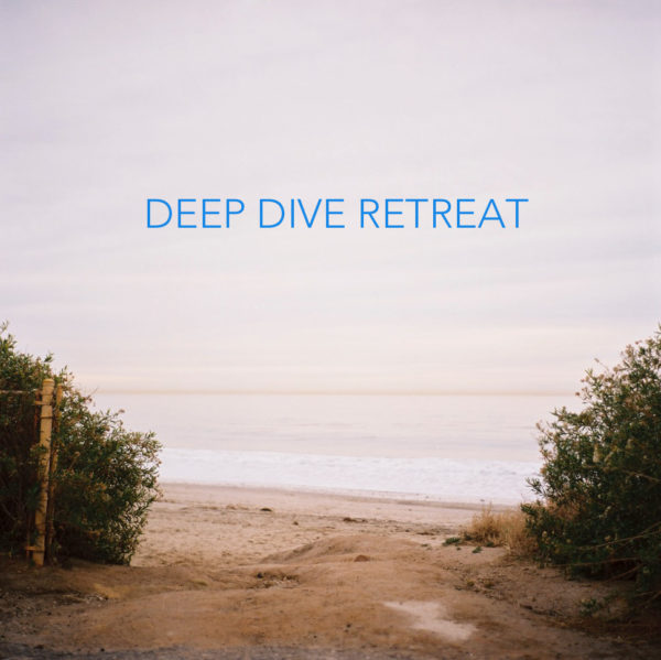 Deep Dive Photography Retreat with John Dolan